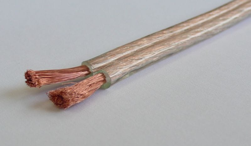 Real Cable Reproduktorový kabel 4 mm² - 3 m