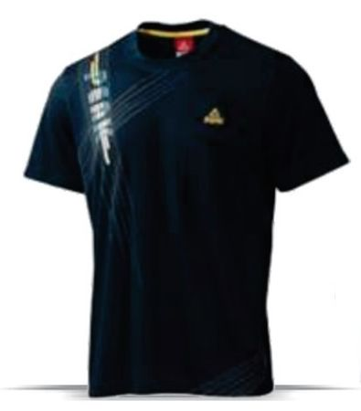 Peak tekaška majica F612711, moška XL Črna