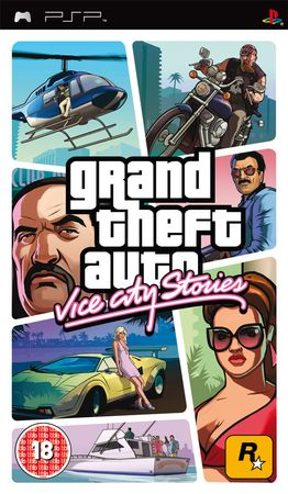 Take 2 GTA Vice City Stories PSP