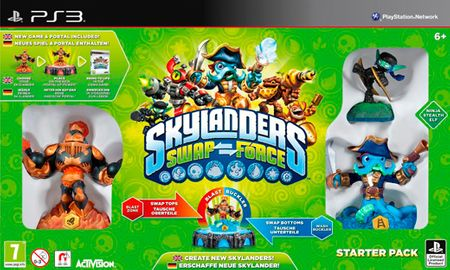 Activision Skylanders: Swap Force - Starter Pack PS3