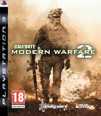 Activision Call of Duty: Modern Warfare 2 Platinum PS3