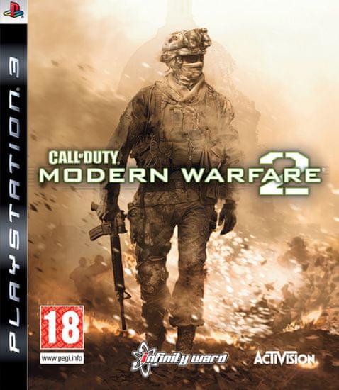 Activision Call of Duty: Modern Warfare 2 Platinum PS3