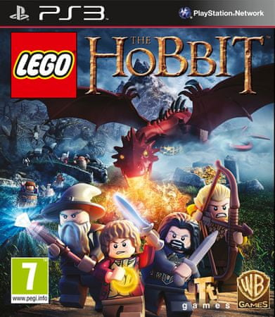 Warner Bros LEGO The Hobbit PS3