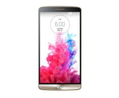 LG G3, D855, 32 GB, Gold