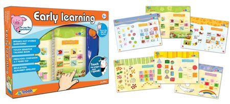 Modri Janko interaktivna knjiga za otroke