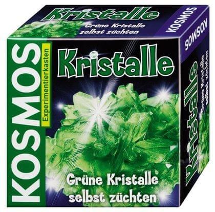 Kosmos mali kristali - zelena
