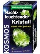 Kosmos fluorescentni kristali