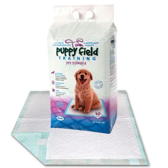 Tommi Puppy Field TRAINING pads 30ks