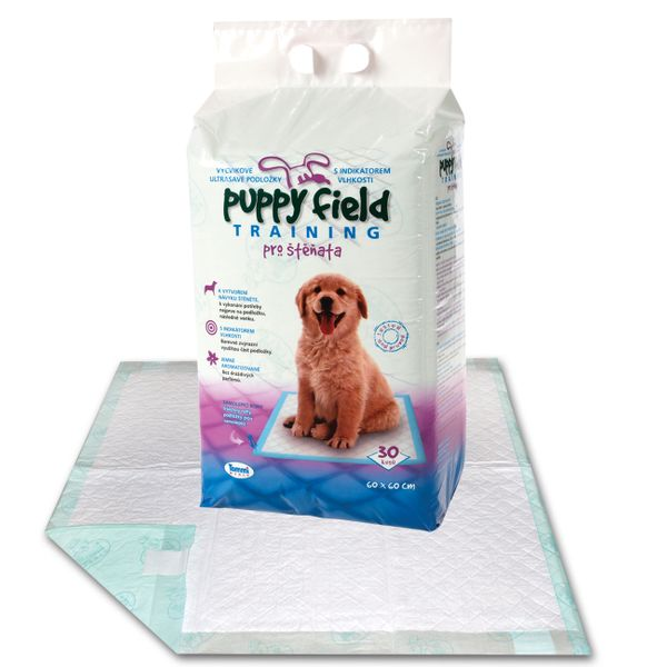 Tommi Puppy Field TRAINING pads 30ks
