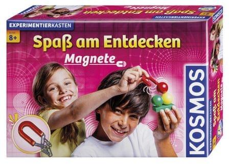 Kosmos magneti in magnetizem