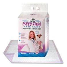 Tommi Puppy Field SANITARY pads 25ks