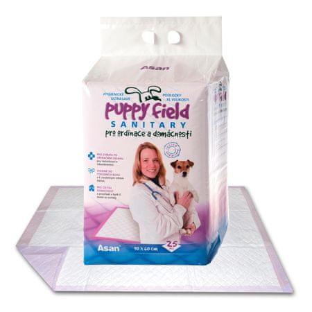 Tommi Puppy Field SANITARY pads 25ks