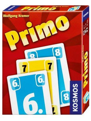 Kosmos primo - igra s kartami