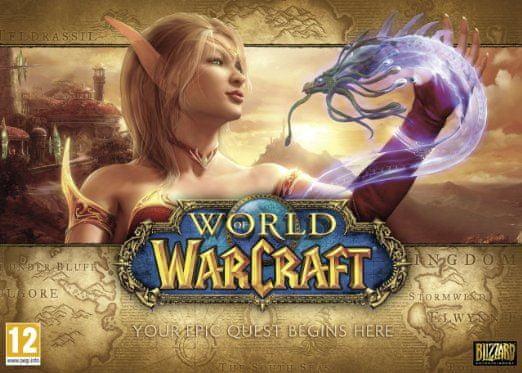 Blizzard World of Warcraft 5.0