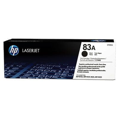 HP LaserJet CF283A č.83A černý