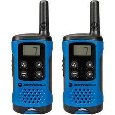 Motorola radijska postaja T41, modra