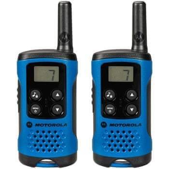 Motorola TLKR T41, modrá
