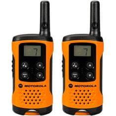 Motorola radijska postaja T41, oranžna