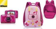 Nikon Coolpix S32 Backpack Kit
