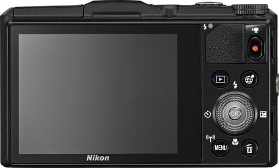 Nikon digitalni fotoaparat Coolpix S9700