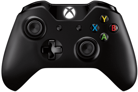 Microsoft Xbox One gamepad (Langley)
