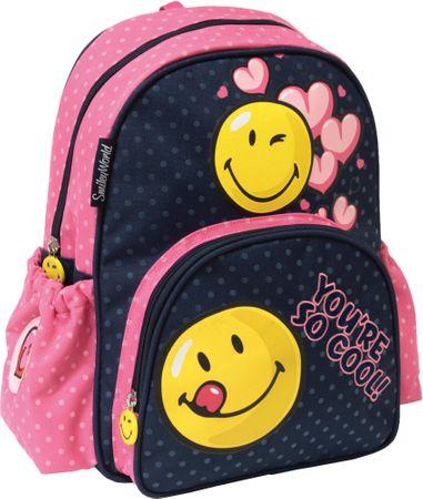 Smiley nahrbtnik kids