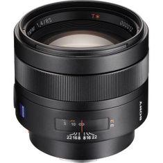 Sony objektiv A serije SAL-85mm F1,4 ZA
