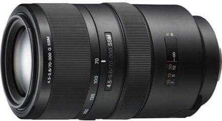 Sony objektiv A serije SAL-70–300mm F4,5–5,6 G SSM