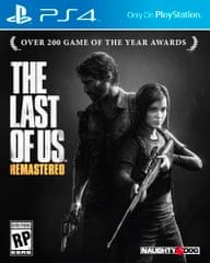 Sony The Last of Us Remastered / PS4
