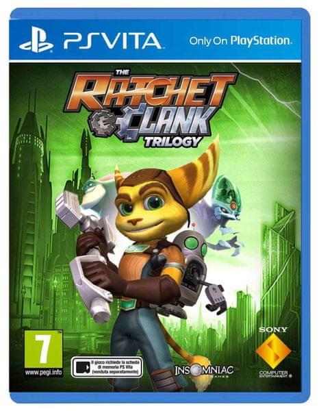 Sony Ratchet & Clank Trilogy / PSVita