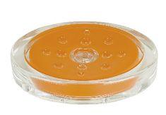 Spirella podstavek za milo Sydney - acryl oranžen