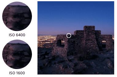 Osupljive fotografije pri šibki svetlobi