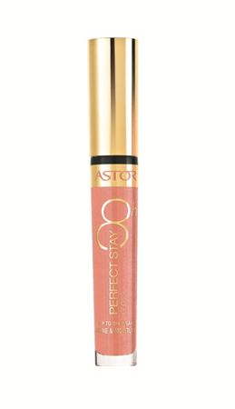 Astor Błyszczyk Perfect Stay 8H - 001 Sweet Doll - 4,5 ml