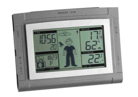 TFA stacja pogody Weather Boy XS