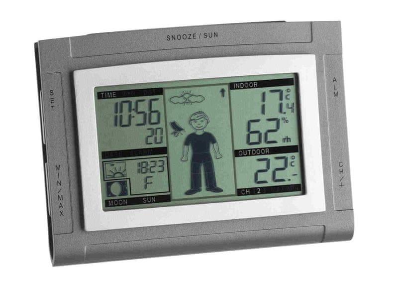 TFA Weather Boy XS