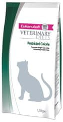 Eukanuba VD Restricted Calorie Formula Cat 1,5kg