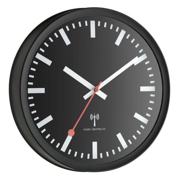 TFA Nástěnné DCF hodiny 60.3513