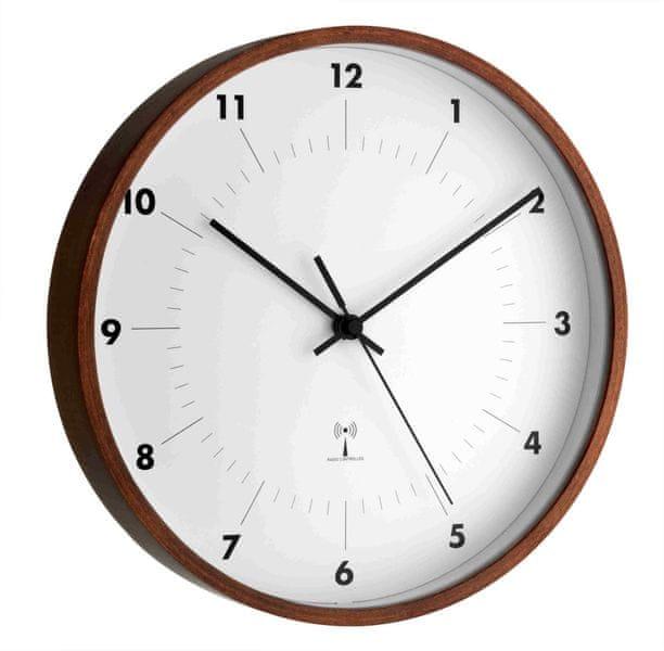 TFA Rádiem řízené nástěnné hodiny 98.1097