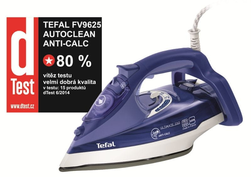 Tefal FV 9625E0 Autoclean Anti calc - II. jakost