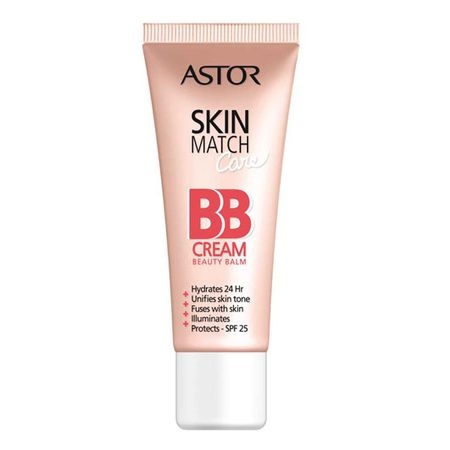 Astor BB Cream Skin Match Care - 200 Nude - 30 ml