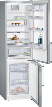 SIEMENS KG 39EAB41 Kombinált hűtőszekrény, 337 L, A+++