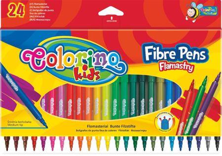 Popisovač 24 barev Colorino Kids