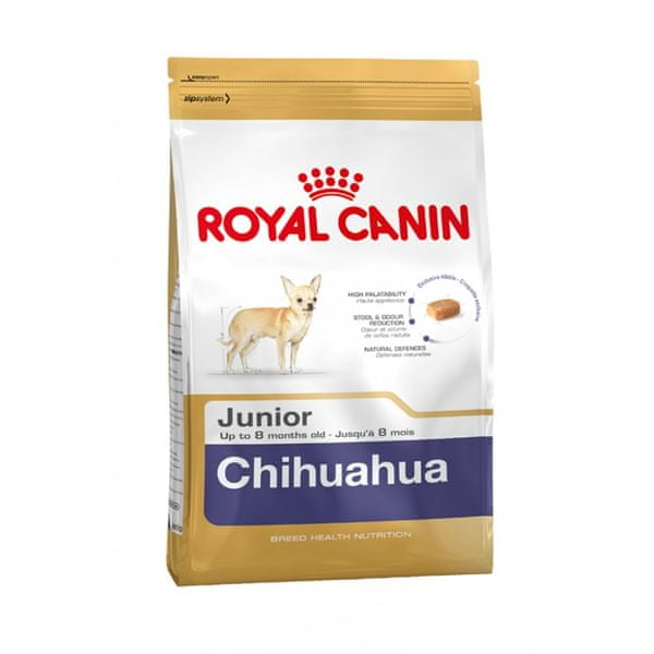 Royal Canin Chichuahua Junior 1,5 kg