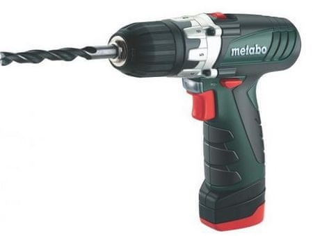 Metabo akumulatorski vrtalni vijačnik PowerMaxx BS (600079500)