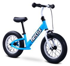 Caretero Rowerek biegowy Twister blue