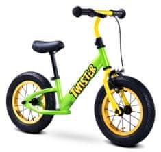Caretero Rowerek biegowy Twister green