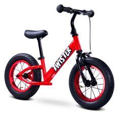 Caretero Rowerek biegowy Twister red