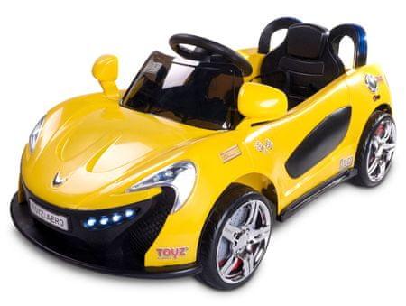 Caretero Pojazd Aero yellow