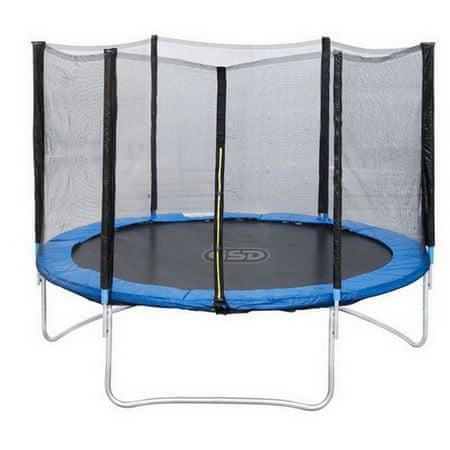 Too Much Trampolin z zaščitno mrežo, 305 cm