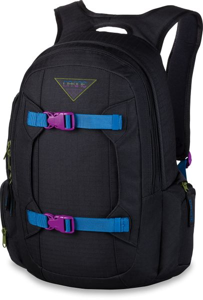 Dakine Womens Mission 25L Black Ripstop